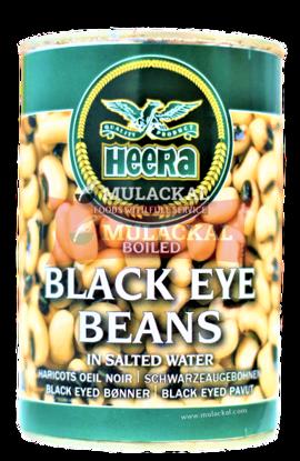 Heera Black Eye Beans Tin 400g