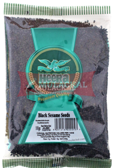 Heera Black Sesame Seeds 100g