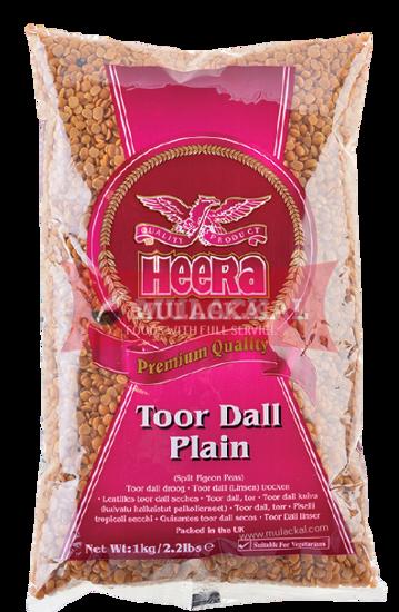 Heera Toor Dal Plain 1kg