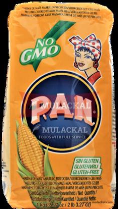 P.A.N Corn Flour Yellow 1kg