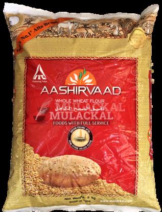 Aashirwaad Chapatti Flour Atta 5kg