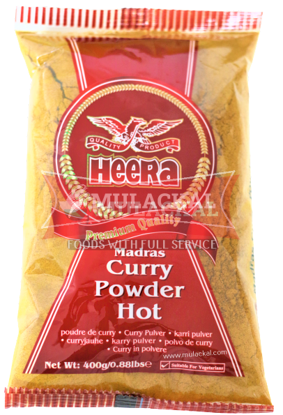 Picture of HEERA Curry Powder (hot) 10x400g