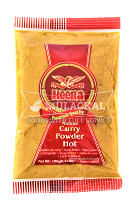 Picture of HEERA Curry Powder (hot) 20x100g