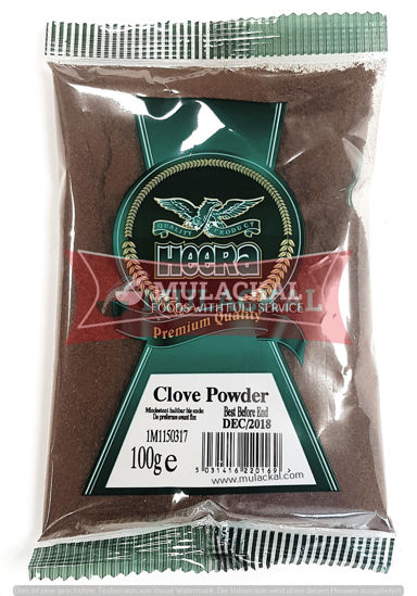 Picture of HEERA Cloves Powder 20x100g