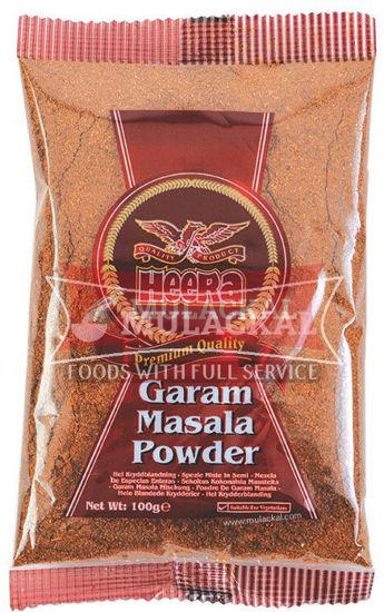 Picture of HEERA Garam Masala Powder 20x100g