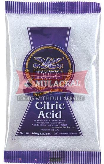 Picture of HEERA Citric Acid 20x100g