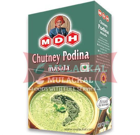 Picture of MDH Chutney Podina Masala 10x100g