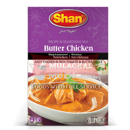 Picture of SHAN Butter Chicken Mix 10x50g