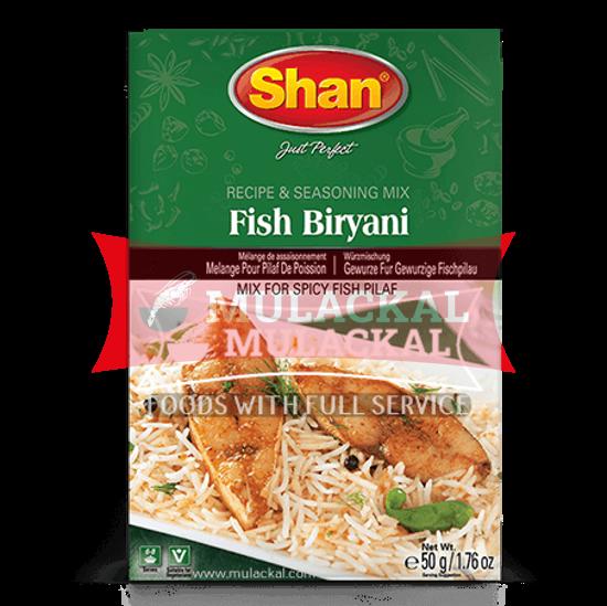 Picture of SHAN Fisch Biryani Mix 10x48g