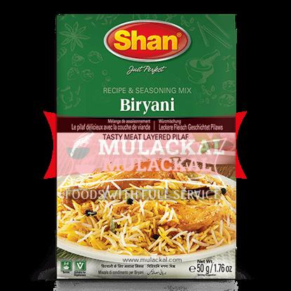 Picture of SHAN Biryani Masala Mix 10x50g