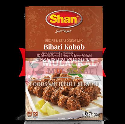 Picture of SHAN Bihari Kebab Masala Mix 10x50g