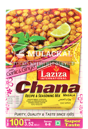 Picture of LAZIZA Chana Masala 6x100g