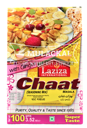 Picture of LAZIZA Chat Masala 6x100g