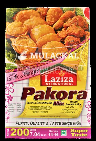 Picture of LAZIZA Pakora Masala 6x200g