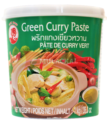 Picture of COCK Green Curry Paste 12x1kg