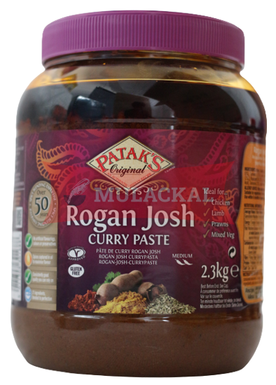 Picture of PATAK Rogan Josh Curry Paste 2x2.3kg