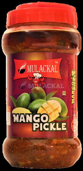Picture of MULACKAL Mango Pickle 12x1kg