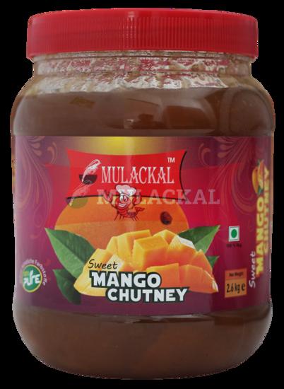 Picture of MULACKAL Sweet Mango Chutney 6x2.6kg