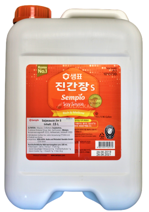 Picture of SEMPIO Soy Sauce 1x15L