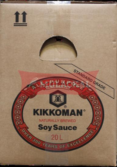 Picture of KIKKOMAN Soy Sauce 1x20L
