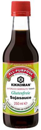 Picture of KIKKOMAN Soy Sauce Glutenfree 6x250ml