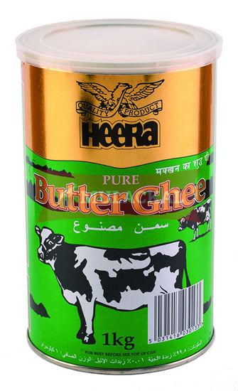 Picture of HEERA Ghee Butter 12x1kg