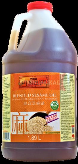 Picture of LKK Sesame Oil blended 6x1.89L