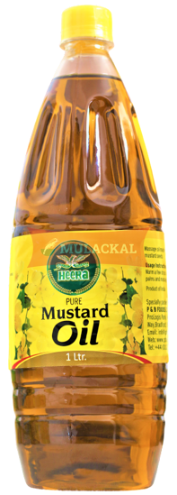 Picture of HEERA Mustard Oil 10x1L