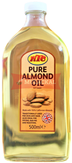 Picture of KTC Almond Oil 12x500ml