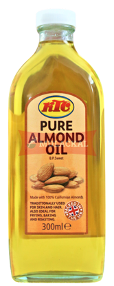 Picture of KTC Almond Oil 12x300ml