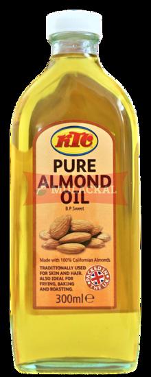 Picture of KTC Almond Oil 12x300ml