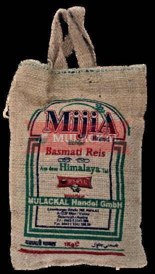 Picture of MIJIA Basmati Rice 20x1kg