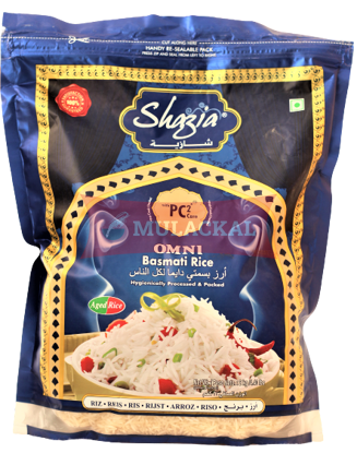 Picture of SHAZIA Omni Basmati Rice 10x2kg