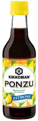 KIKKOMAN Ponzu-Zitrussaft mit Sojasauce 1L