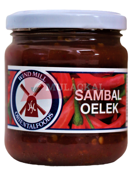 WIND MILL Sambal Oelek 200g