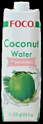 Picture of FOCO 100% Coconut Water 12x1L