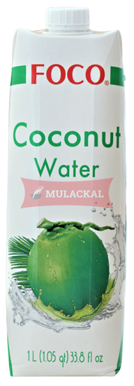 Picture of FOCO 100% Coconut Water 12x1L