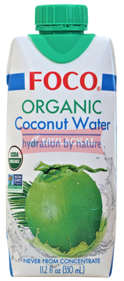 Picture of FOCO OG Coconut Water 12x330ml