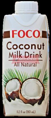 Picture of FOCO Coconut Milk Drink 24x330ml