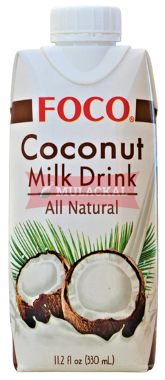 Picture of FOCO Coconut Milk Drink 24x330ml