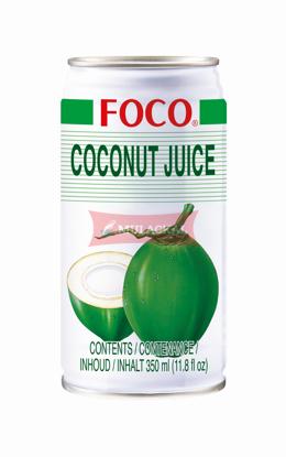 Picture of FOCO Coconut Juice 24x350ml