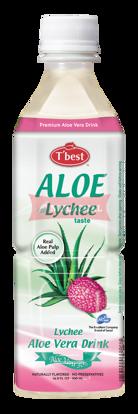 Picture of T'BEST Aloe Vera Drink Lychee 20x500ml