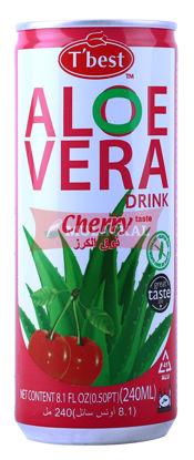 Picture of T'BEST Aloe Vera Cherry 30x240ml