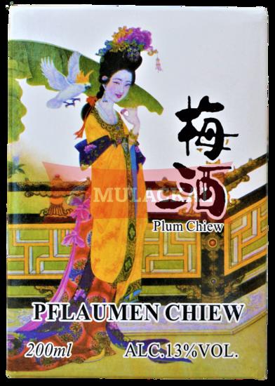 Picture of MULACKAL Plum Wine 24x200ml
