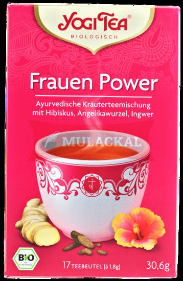 Picture of YOGI TEA Frauen Power Bio 6x30.6g