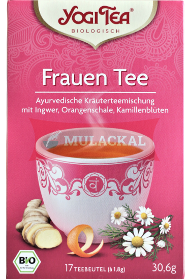Picture of YOGI TEA Frauen Tee Bio 6x30.6g