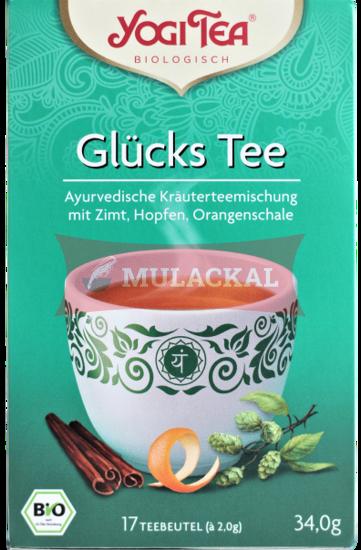 Picture of YOGI TEA Glücks Tee Bio 6x30.6g