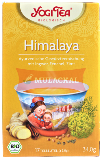 Picture of YOGI TEA Himalaya Chai Bio 6x34g