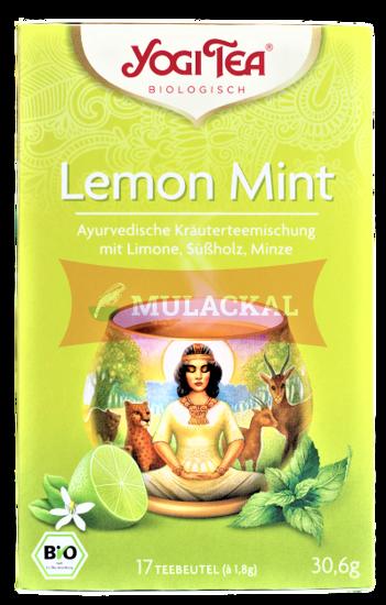 Picture of YOGI TEA Lemon Mint Bio 6x30.6g