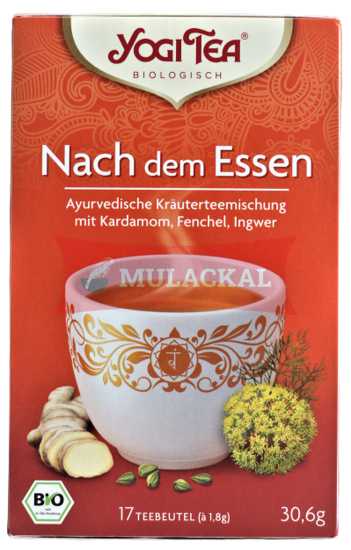 Picture of YOGI TEA Nach dem Essen Bio 6x30.6g